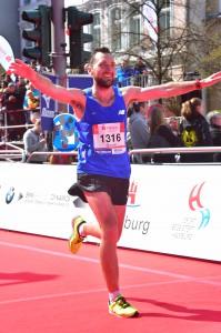 Oavsett lopp är det en häftig känsla att springa över mållinjen