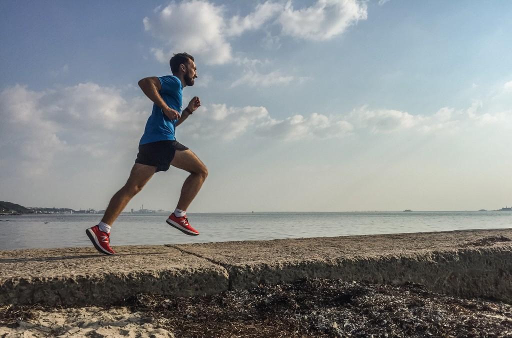 Att bli kär i löpning