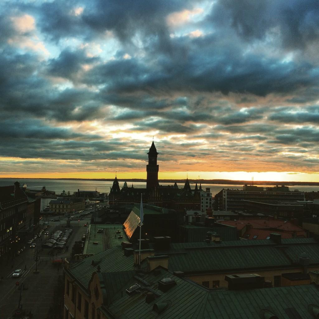 Helsingborg - staden i mitt hjärta